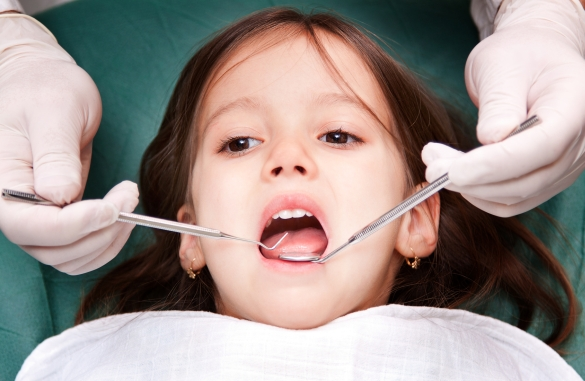 stomatologie copii clinica dr. vereanu