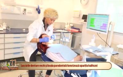 Interviu: Dr. Anca Vereanu: halitoza – cauze si tratament
