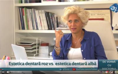 Interviu: Dr. Anca Vereanu – tot ce trebuie sa stii despre ESTETICA DENTARA