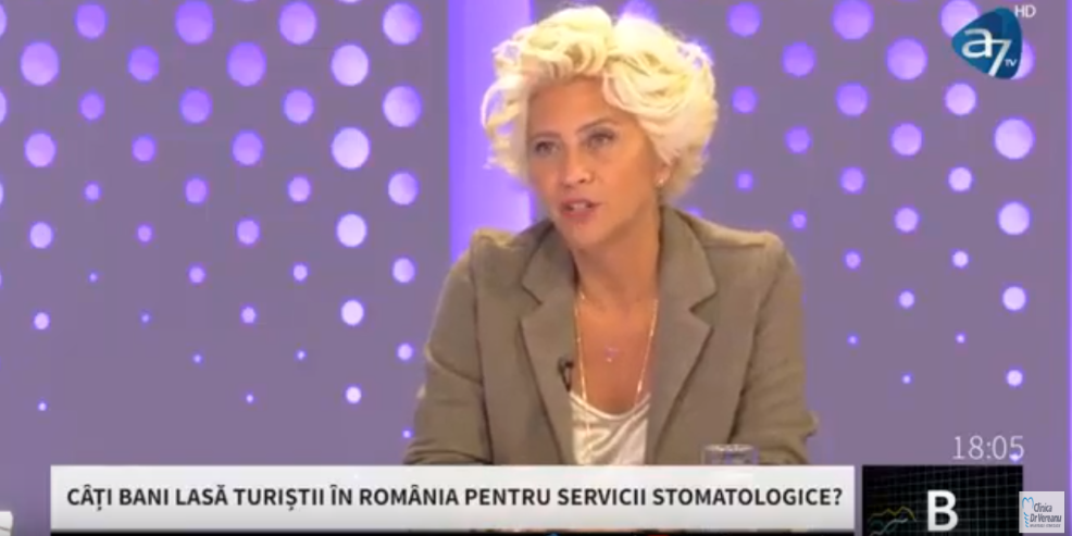 Dr Anca Vereanu, medic stomatolog si antreprenor - Business la Superlativ